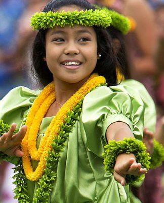hawaii tänzer