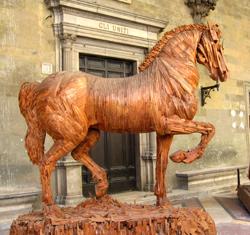 Palio Horse