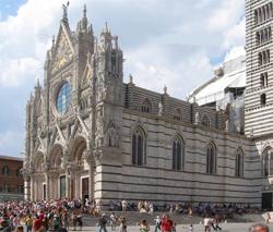 Siena Palio Kathedrale