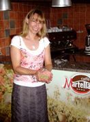 Coffee Beans Martella Caffe Roma