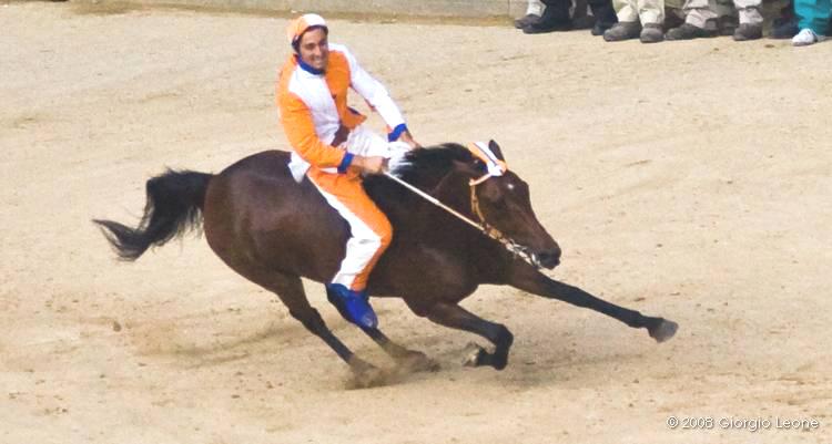Palio Jockey Siena