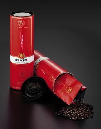 treforze bohnen bei espresso international