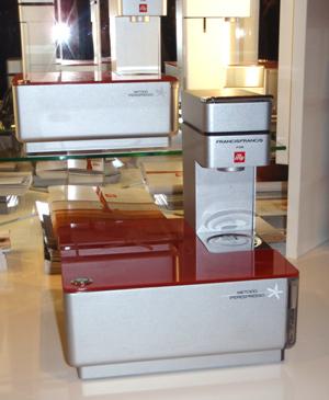 Illy Espresso Maschine