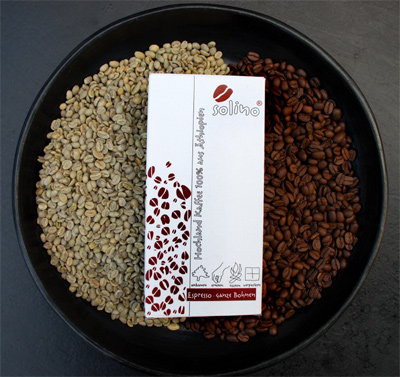 Solino Espresso Kaffee