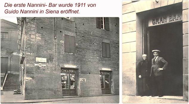 Erste Nannini Bar
