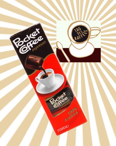 Espresso-Pralinen für unterwegs
