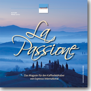 Titelmotiv La Passione Winterausgabe 2011/12