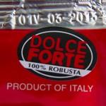 Mokaflor 100% Robusta Bohnen