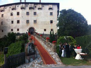 Schloss Katzenzungen im Meran