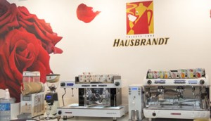 Espresso & Kaffeeröster Internorga Hamburg - Hausbrandt Kaffee