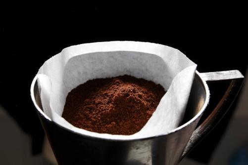 Pilze und Espresso?