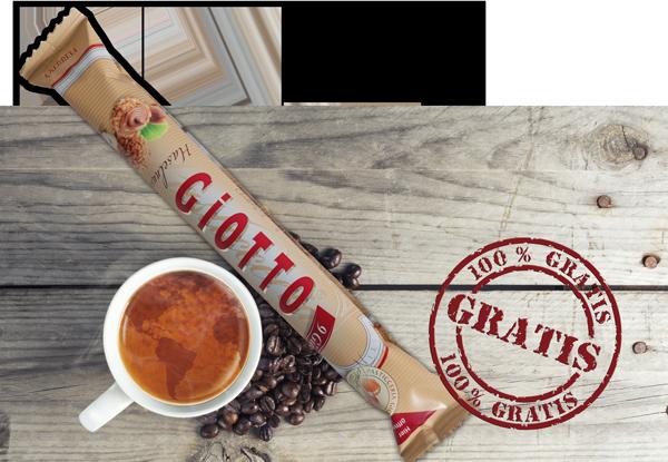 Giotto von Ferrero - Die köstlichen Kugeln zum Kaffee - GRATIS