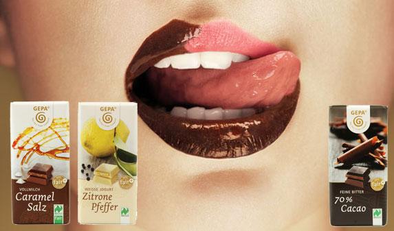 GEPA Bio Schokolade
