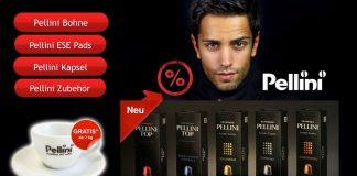 Pellini Kaffee Angebot