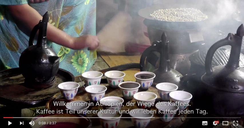 Kaffee Kultur Äthiopien