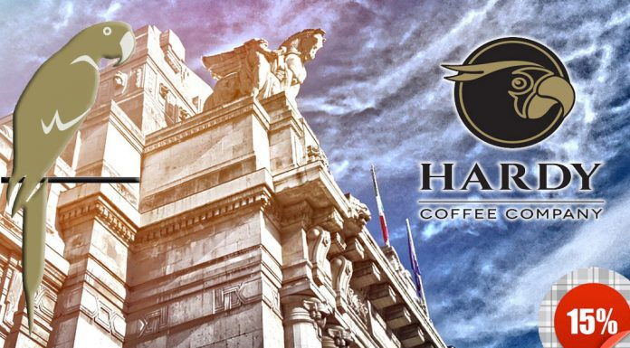 Hardy Kaffee im Angebot