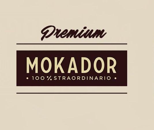 Premium Espresso Kaffee Mokador
