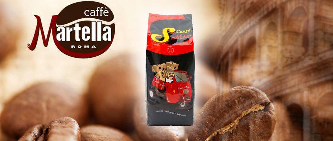 Subito Espresso Martella