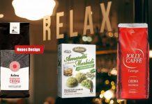 Jolly Caffe + Carroux + Caffee + Amaetti + Solino im Angebot