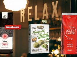 Jolly Caffe + Carroux + Caffee + Amaetti + Solino im Angebot