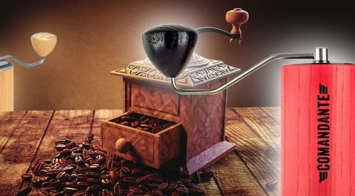 Espressomühle Comandante Rabatt