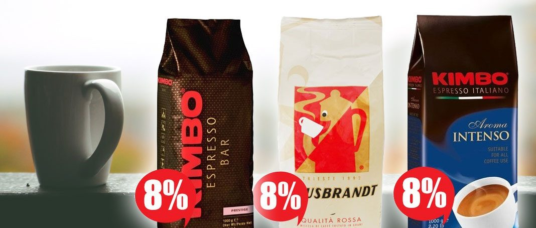 Kaffee Angebot Herbst