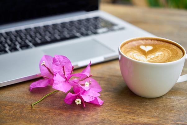 Kaffee aus dem Internet